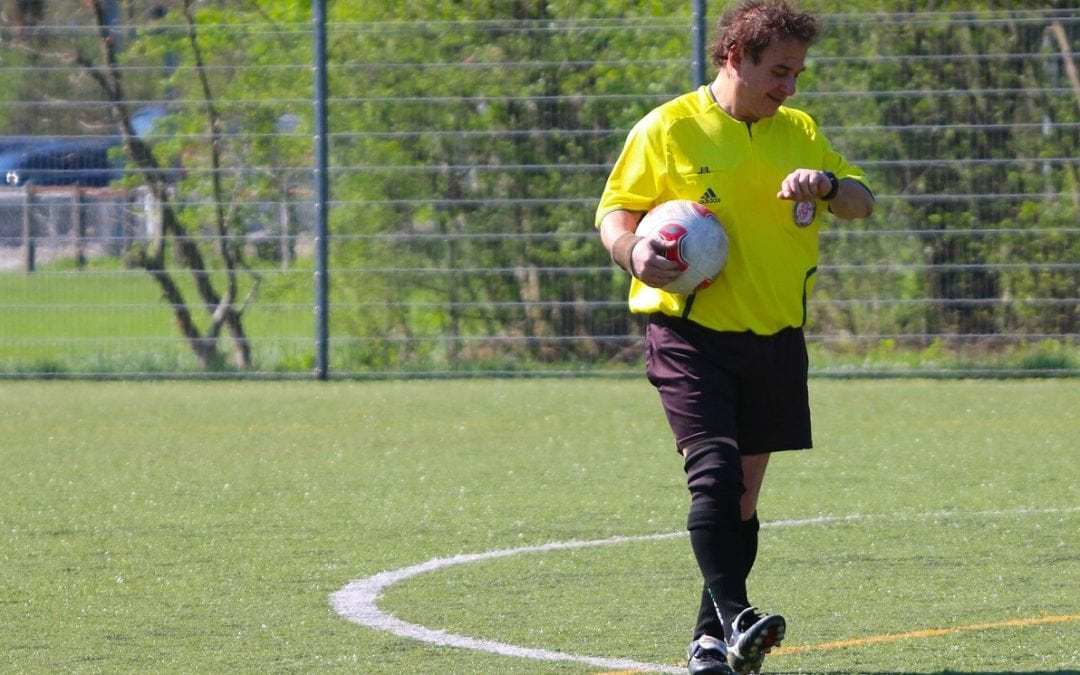 Why a referee coach needs a communication system