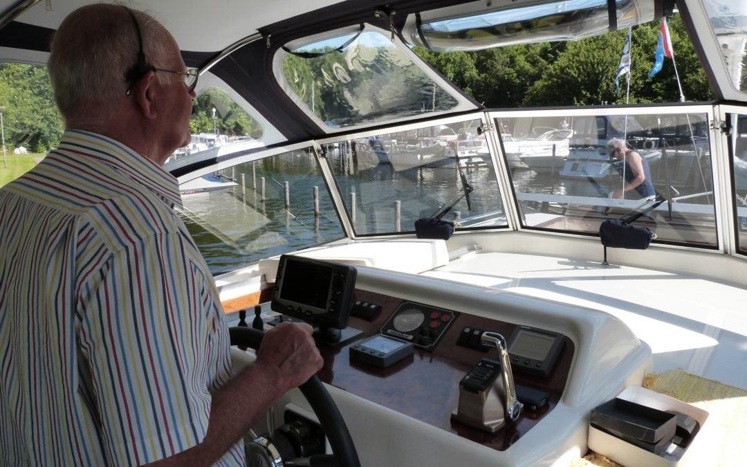 Mit dem AXIWI Kommunikationssystem habe ich als Kapitän auf meinem Boot zusätzliche Augen und Ohren