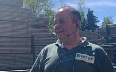Brevé Tuinhout' kommuniziert auf effiziente Weise mit AXIWI laut Corona-Schutzmaßnahmen